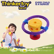 Brinquedos creativos do brinquedo da construção de DIY