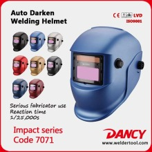 new arrival !factory frosted auto darkening filter welding helmet