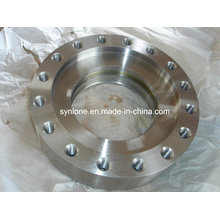 Stainless Steel Ring Joint Flange with CNC Machining