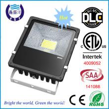 waterproof led flood light 50W 10w to 200w SAA DLC ETL approved