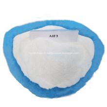 Fluorure d'aluminium Alf3 en poudre blanche de haute pureté