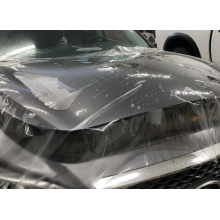 how long does paint protection film last