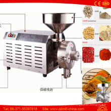 Máquina de pulir de la amoladora de la pimienta de la especia de cacao del acero inoxidable