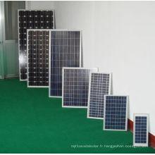 Module de panneau solaire monocristallin avec cellule solaire de qualité