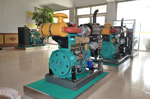 Weifang Huayuan Multi Cylinder Disel Engines