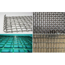 Galvanized Crimp Wire Mesh