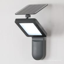 portable mini ip65 5w wall solar light for garden yard