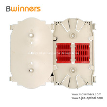 Caixa da bandeja da tala da fibra óptica de 24 portos Ftth