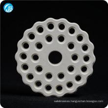 high strength insulating mullite ceramic disc