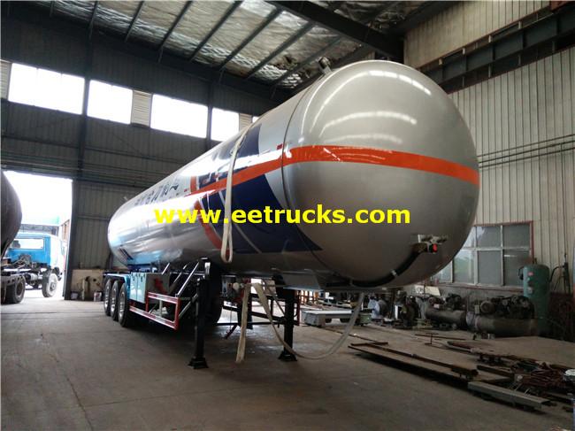 30Ton Propane Semi-trailer Tankers