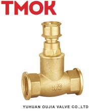 special designed brass stop valve