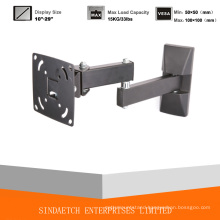Double Arms Swivel TV Wall Bracket