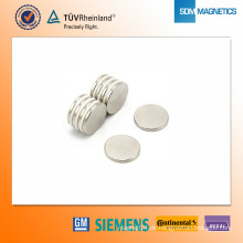 D19 * 2 mm N42 Neodym-Magnet