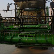 Cosechadora combinada de trigo autopropulsada de alta calidad