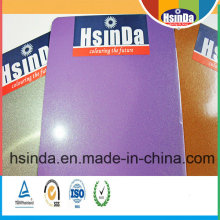 Anti Corrosion Metallic Effect Powder Coating