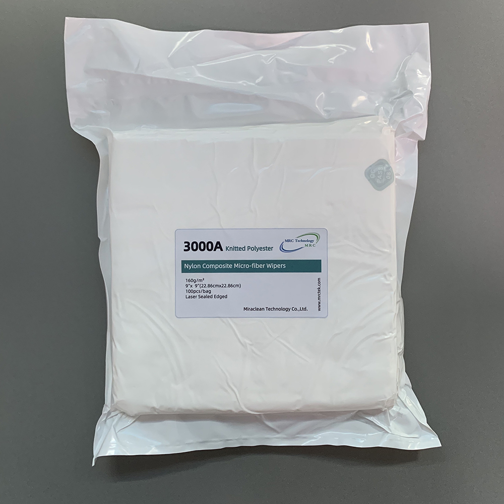 Surface Cleaning Cleanroom Wipes