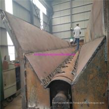 Heavy Duty Holz Schälmaschine Große Log Entrindungsanlage