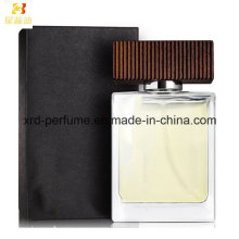 Alluring Smell Man Perfume with Wooden Cap