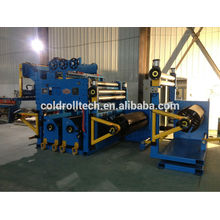 Foil winding machine for transformer manufacturing