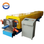 Half Round Downspout Gutter Roll Forming Machine