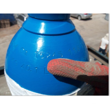 Cylindre en acier sans soudure 40liter