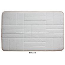 Polyester Flanell Teppich Teppich Fußmatte