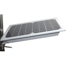 6W tout dans un réverbère solaire de LED Garden House
