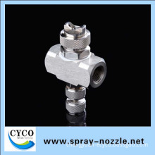 Flat Fan/Full Cone Air Atomizing Nozzle (GARDEN WATER GUNS)