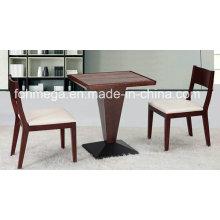 High End Solid Wood Cafe Restaurant Set (FOH-BCA04)