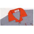 2018 desgaste do trabalho com logotipo personalizado estilo europeu de roupas de trabalho homens e mulheres