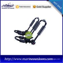 Portaequipajes de acero para kayak, portaequipajes para automóviles, portaequipajes para kayaks