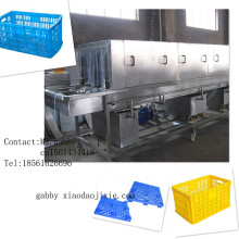 Poultry Cage Washer/Abattoir Equipment/ Poultry Turnover Washing Machine