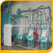 Automatic Small Scale Wheat Flour Mill Machinery for sale