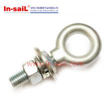 2016 China Supplier DIN Standard Fastener Screw Eye Bolt Mannufacturer