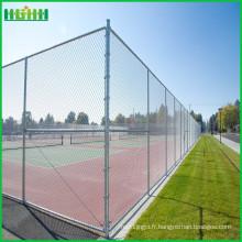 2016 clôture de clôture de clôture de clôture de chaine de vente chaude clôture de stade