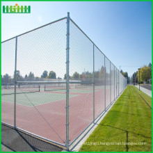 2016 hot sale chain link fence perimeter fence stadium fence