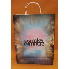 shopping bag in carta stampa CMYK