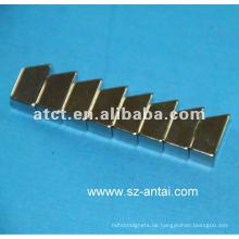 Leiter-förmigen Neodym Magnete/Motor Magnete/Trapez magnet