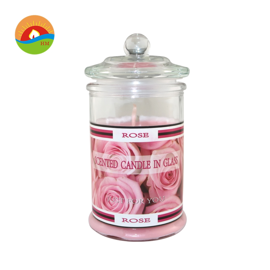 Glass Candle BL0017 (7)