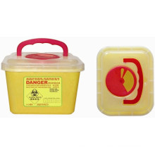 Plastic Medical 6.2L Sharp Container