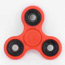 American Hot Verkauf Spielzeug Kunststoff Metall Hand Spinner Zappeln Spielzeug Zappeln Spinner
