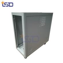 China Fornecedor 4U mini rack de servidor de gabinete de rede com rodízios 4U mini rack de servidor de gabinete de rede com rodízios