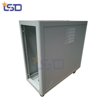 China Supplier 4U mini network cabinet server rack with casters 4U mini network cabinet server rack with casters