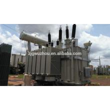 30000kva, 132kv, YN yn0 d +, transformador de poder inmerso del aceite, eficacia alta