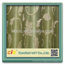 2014 fashion Design cortina cortina/Organza de cortina do Jacquard/laço
