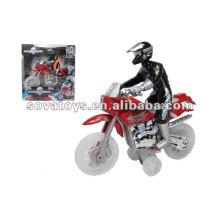Brinquedos novos do poder da fricção da motocicleta do artigo