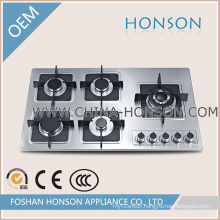 Kitchen Equipment Gas Stove Parts Gas Hob with Good Quality