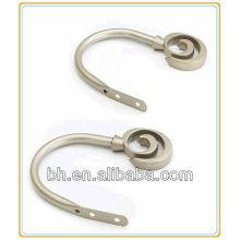 Suporte de haste de aço inoxidável, suporte de placa de aço inoxidável, suporte de isqueiro retrátil