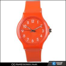 Relojes deportivos baratos relojes, Japón Movt reloj de cuarzo acero inoxidable de nuevo