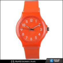 Спортивные дешевые часы женские, японский movt кварцевые часы из нержавеющей стали назад